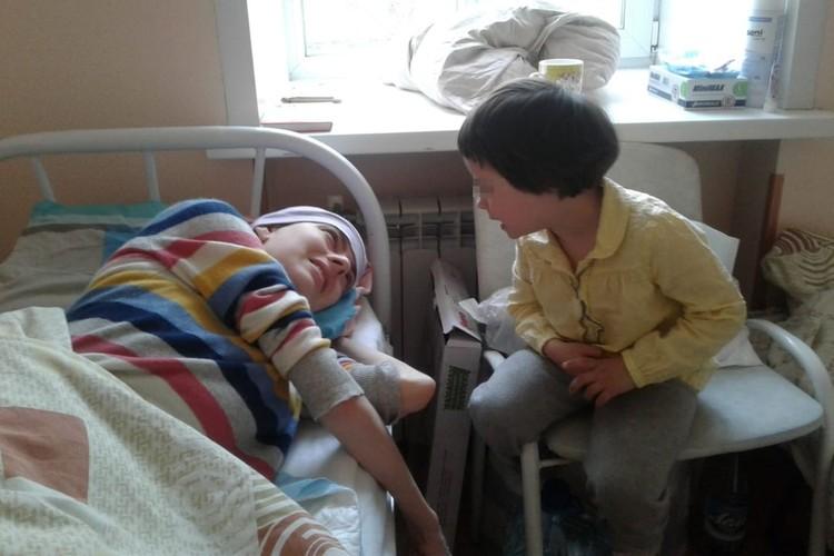 Маша борется за жизнь ради своих детей. Фото: из личного архива героев.