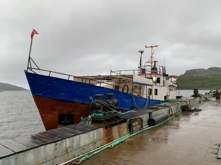 Дайверы пропали при погружении в море Фото: Северо-Западное следственное управление на транспорте СКР