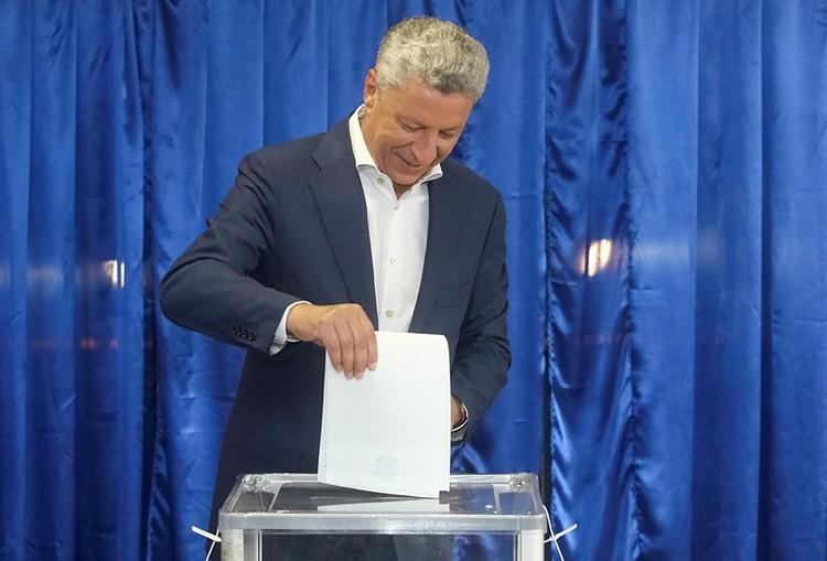 Экс-кандидат в президенты Украины Юрий Бойко