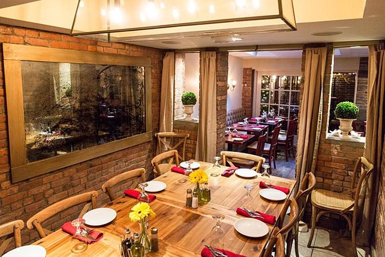 Joanne Trattoria - ресторан, принадлежащий на паях родителям Леди Гаги – Джузеппе и Синтии Джерманотта