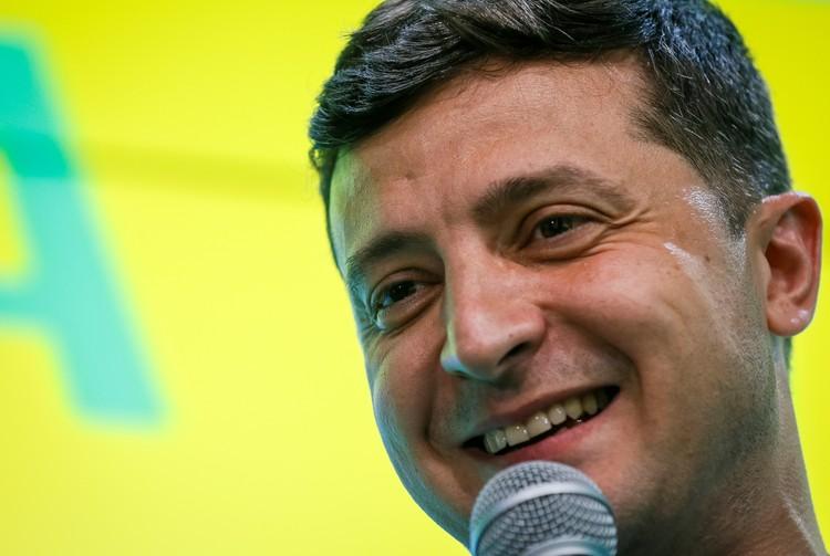 Зеленский предпочитает подстраховаться и предложил лидеру «Голоса» Вакарчуку образовать правящую коалицию