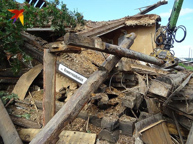 Большая вода реки Ия, 28 июня внезапно поднявшаяся до отметки в почти 14 метров, повредила более 10 тысяч домов