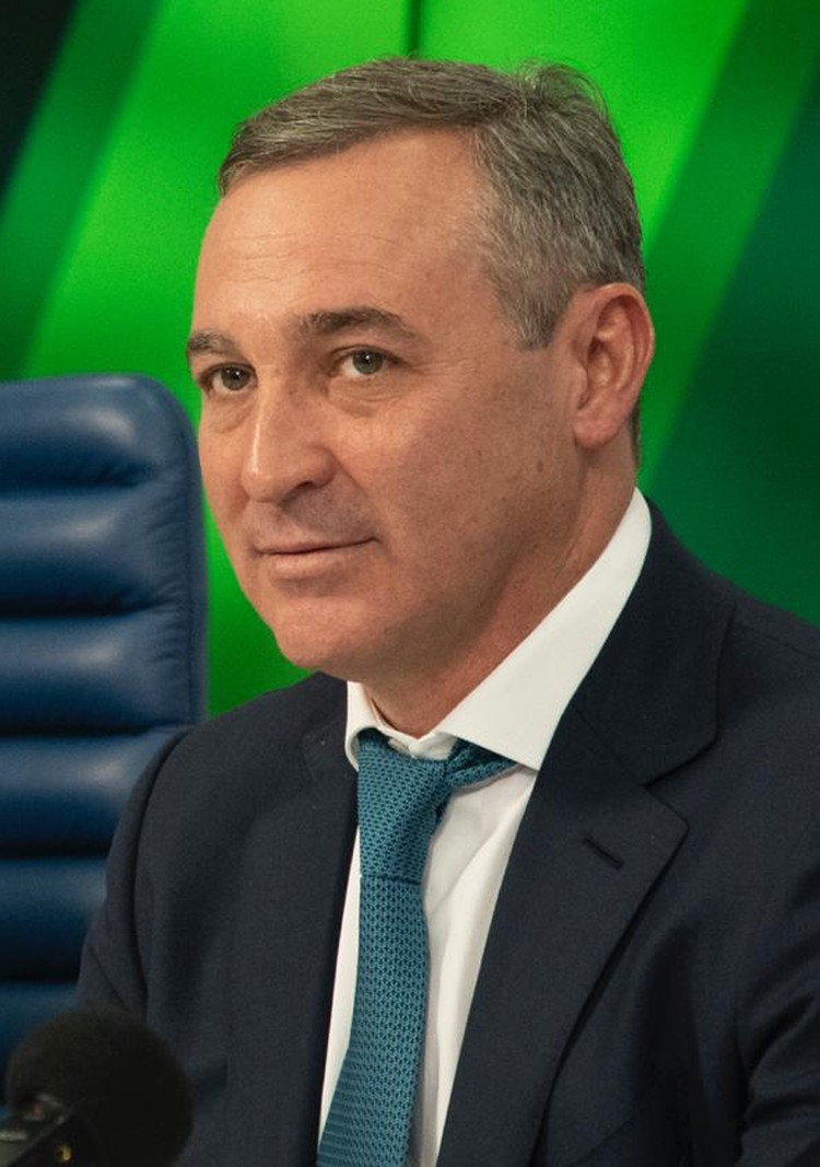 Юрий Красовский.
