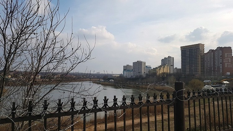 Берега реки Темерник не раз обещали превратить в один большой парк.