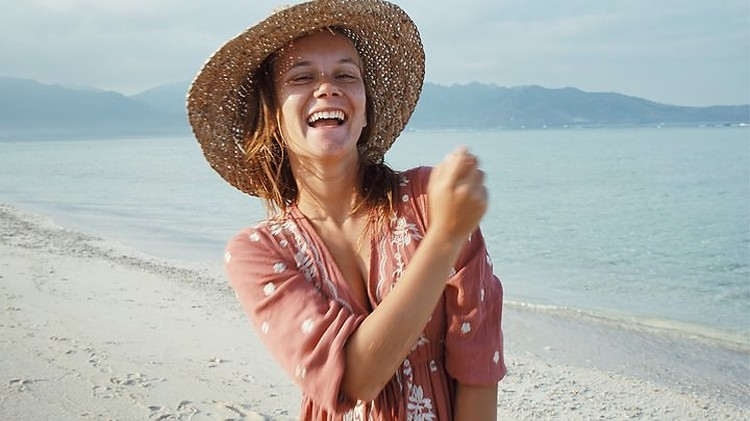 На Бали Ника провела три года.