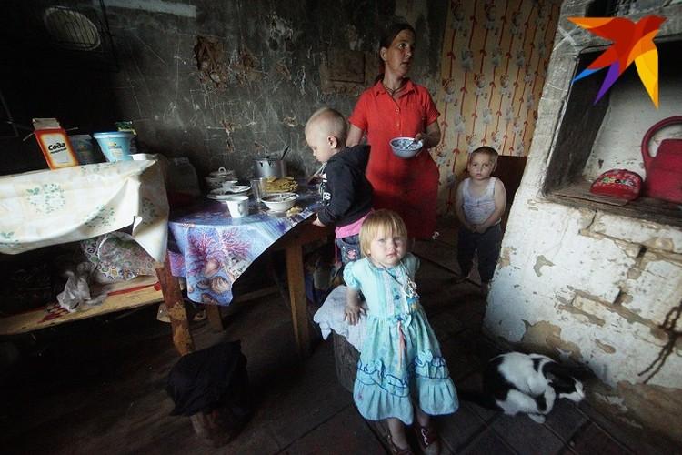 После пожара в доме не было электричества.