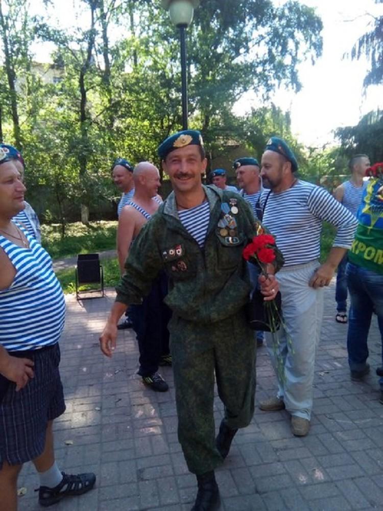 Каждый год 2 августа десантники встречаются и вспоминают службу