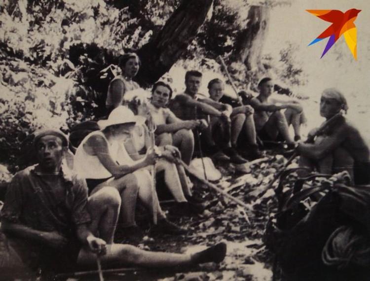 Чаще всего фотографии делал сам руководитель похода Игорь Дятлов. Поэтому на снимках он встречается реже своих товарищей. Фото: предоставил Павел Тарзин