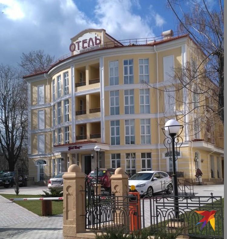 Такие новые гостиницы тоже есть в Феодосии, но их пока немного.