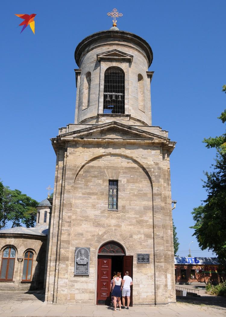 Церковь Иоанна Предтечи в Крыму считается старейший православный храм России