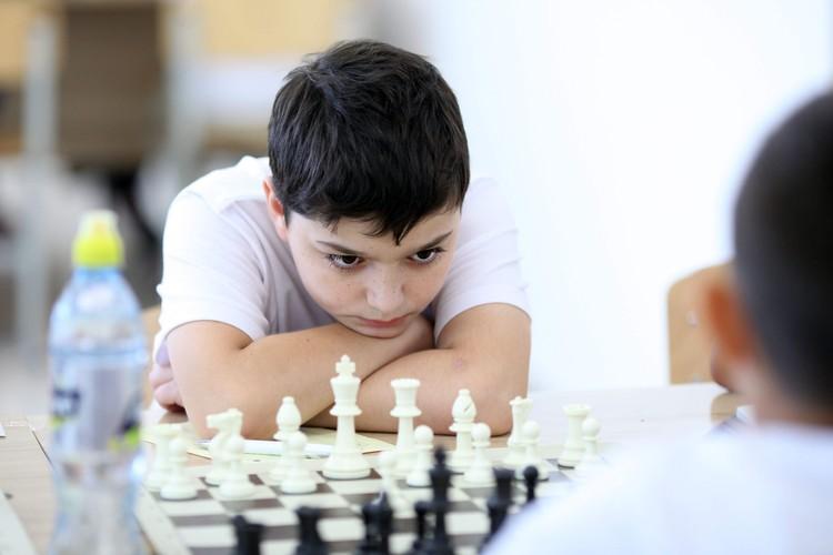 Идет турнир шахматной лиги СКФО. Фото: Владимир Барский