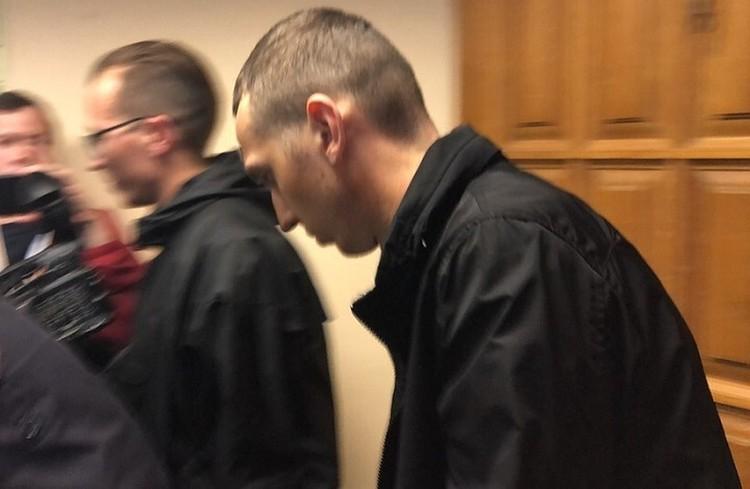 Сразу после допроса Васильева увезли в ИВС