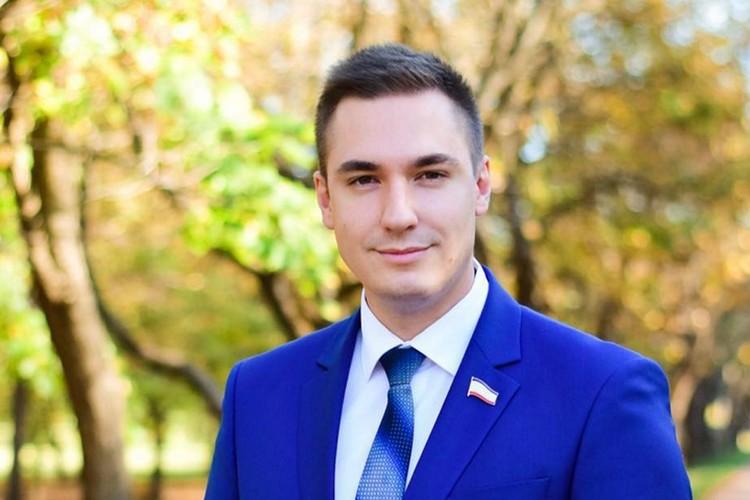 Владислав Ганжара. Фото: соцсети