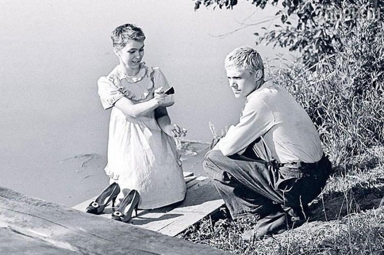 """Борис и Людмила познакомились на съемках фильма """"Где ты теперь, Максим"""" в 1964-м."""