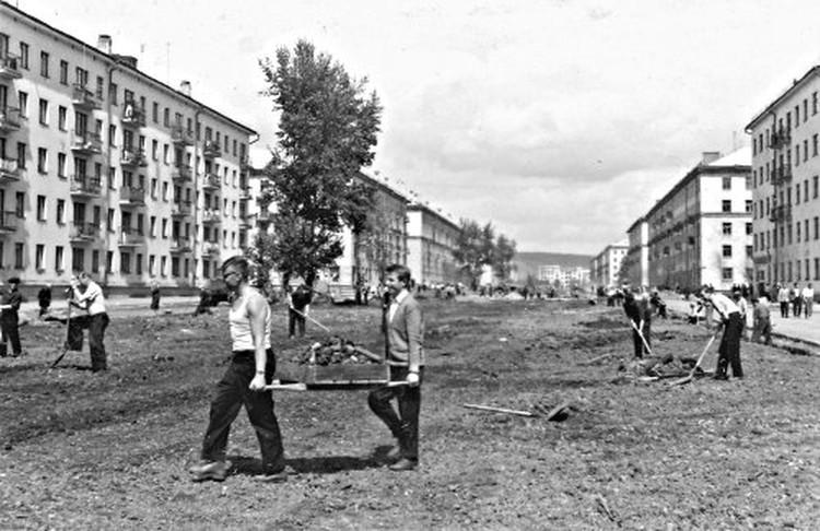 До 20 лет Борис Малюков жил в Кемерове и очень любил этот город Фото: savok.name