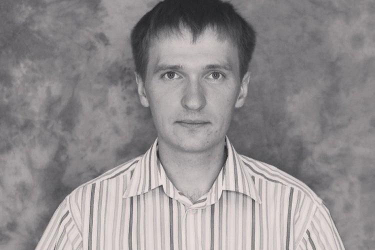 Погибший Михаил Седов. Фото предоставлено Викторией Переясловской
