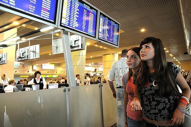 Россия и Грузия закрыли авиасообщение
