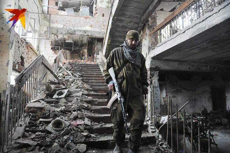 История с войной в Донбассе она не про победу. Никто не выиграл