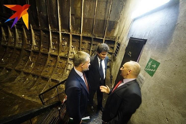 """Мэр считает, что """"Бажовская"""" должна стать пересадочной станцией"""
