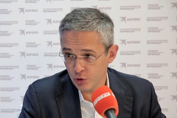 Александр Повалко, генеральный директор Российской венчурной компании.