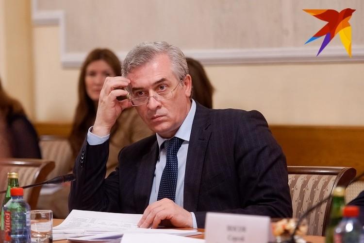 Ректор Яков Силин уверен, что опасные ситуации нужно предупреждать