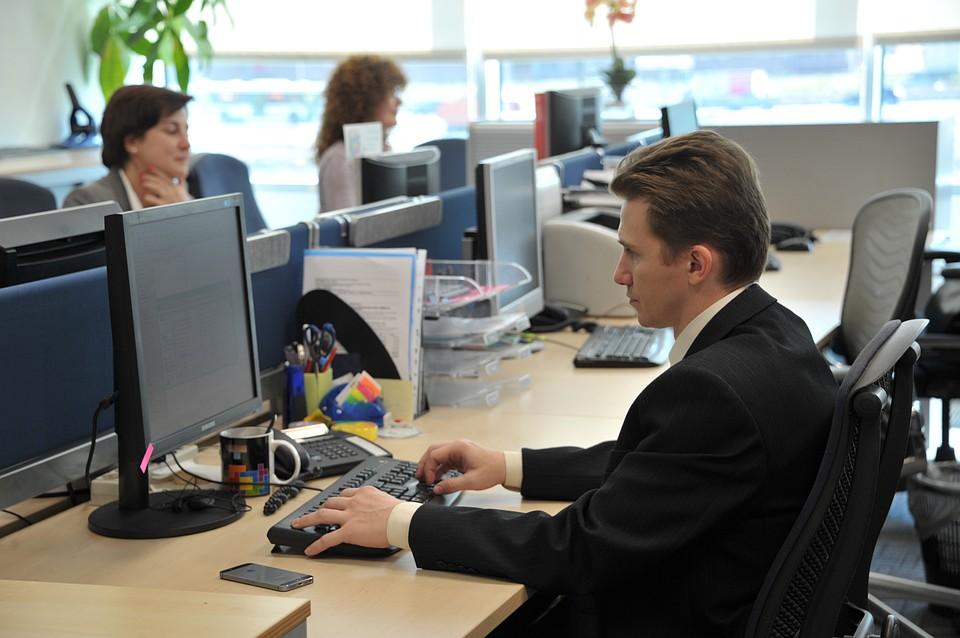 Качественных рабочих мест в стране - 15 млн, примерно пятая часть от всех работающих. Фото: Михаил ФРОЛОВ