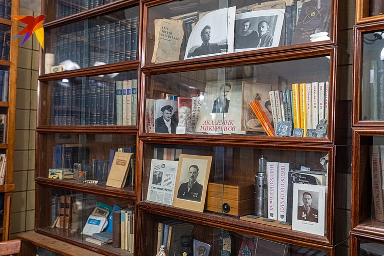 Музей быта советских ученых возник буквально на пустом месте
