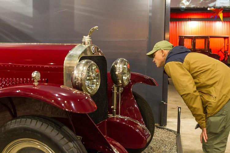 Самый дорогой автомобиль в коллекции