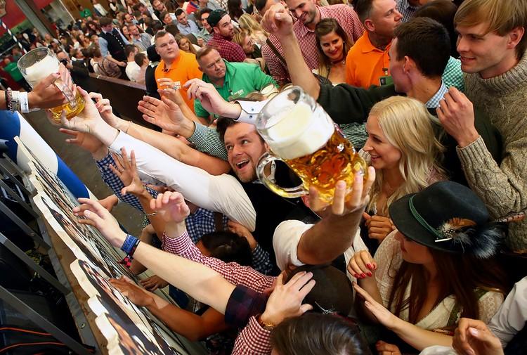 Это один из самых любимых праздников немцев