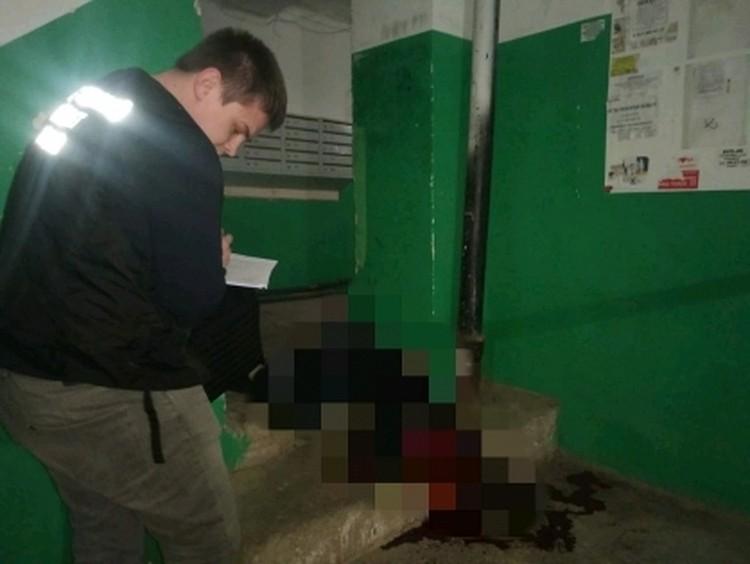 Убийство было совершено вечером 20 сентября. Фото СУ СКР по Саратовской области