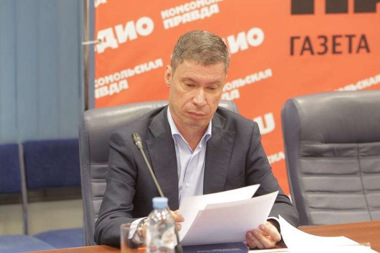 Юрий Жулёв, Всероссийский союз общественных объединений пациентов