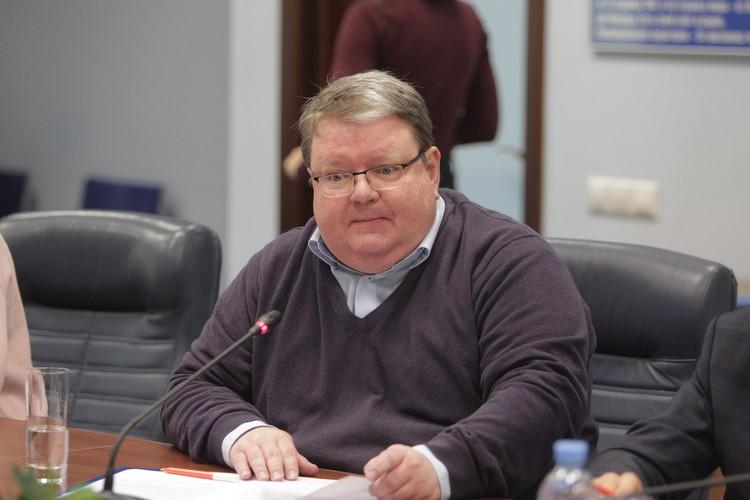 Сергей Жихарев, Директор по корпоративному развитию компании «АКРИХИН»