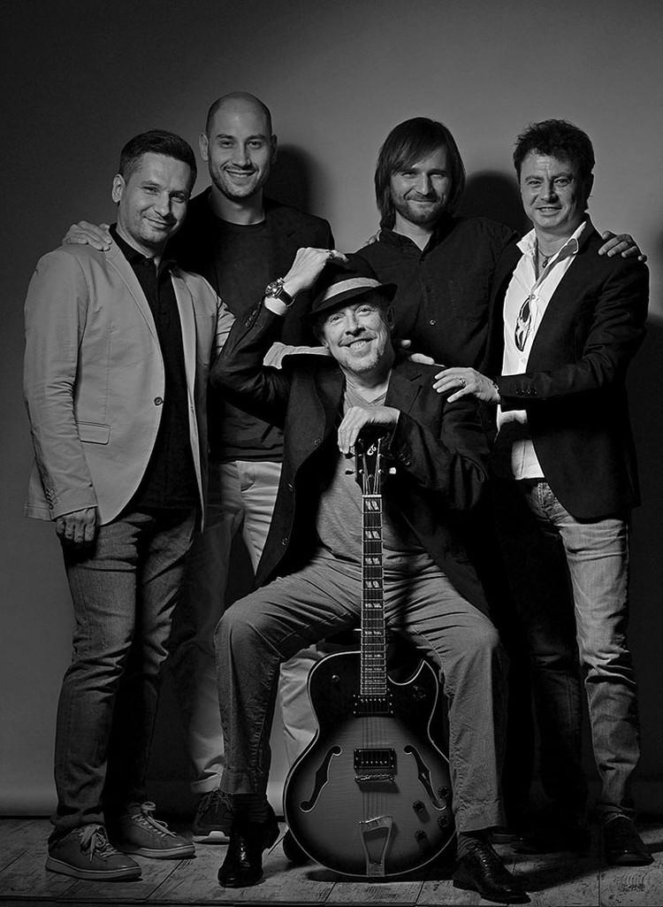4 октября знаменитый музыкант вместе с группой «Yo5» выйдет на сцену Концертного зала на Новом Арбате. Фото: личный архив Андрея Макаревича