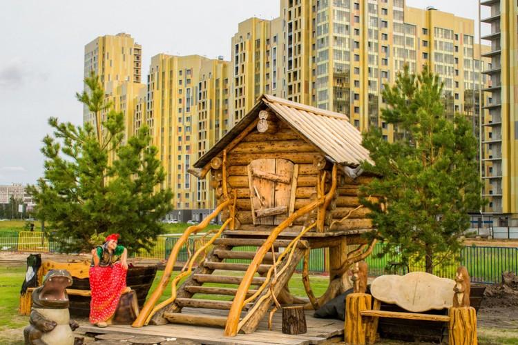 Одну из работ умельца можно найти в Казани. Фото предоставлено героем публикации