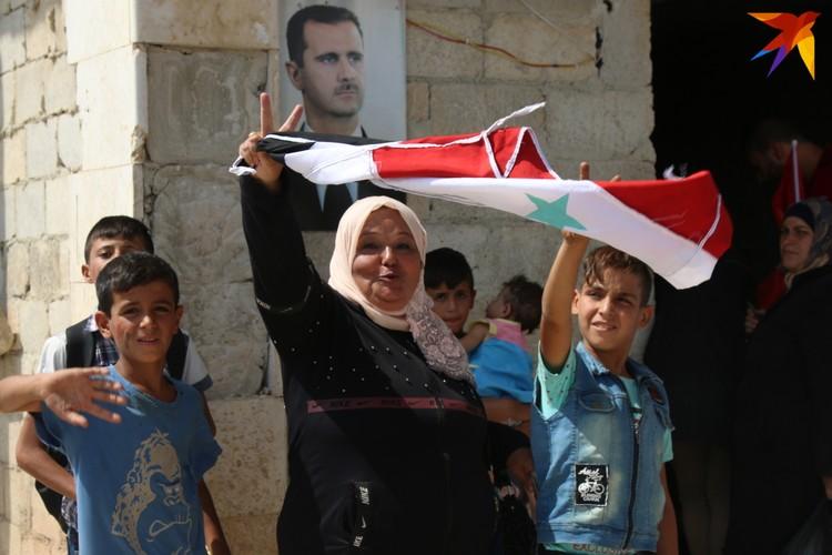 Сегодня Дамаск - совсем другой город, отвыкший от звуков войны