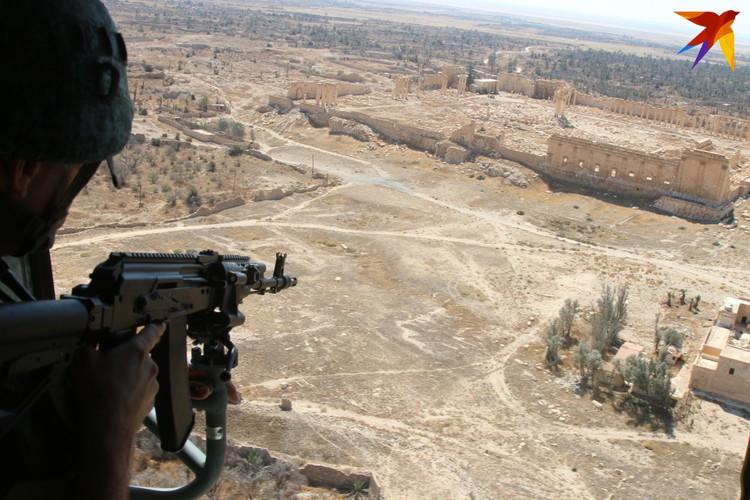 Под контроль Дамаска удалось вернуть более 70 процентов территории страны