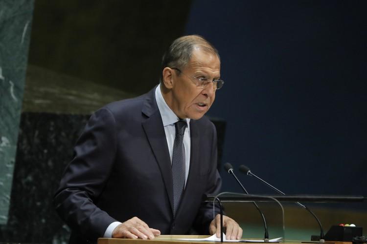 Сергей Лавров- представитель дипломатии, которой в мире не осталось