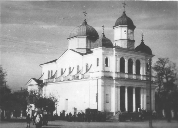 Церковь Рождества Пресвятой Богородицы не пережила времена атеизма. Фото: Архив музея