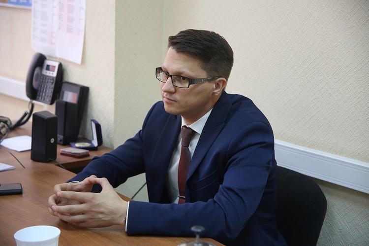 Павел Шнякин, профессор-нейрохирург, доктор медицинских наук, главный нейрохирург Красноярского края