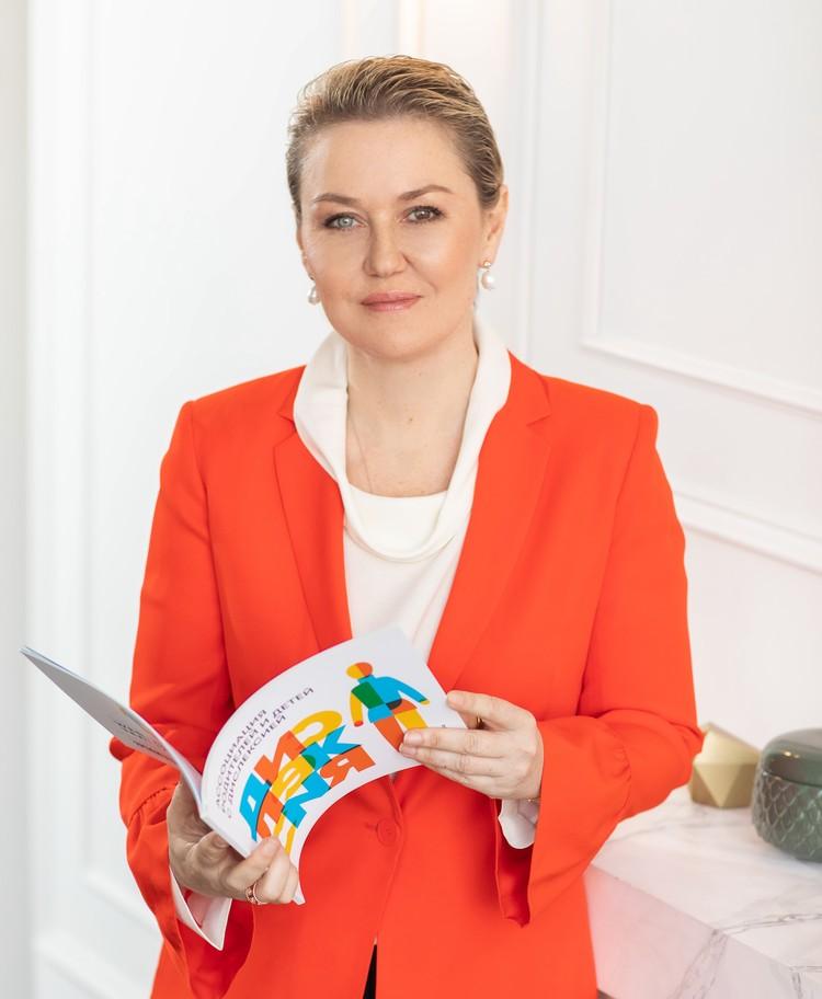 Мария Пиотровская, основатель Ассоциации родителей и детей с дислексией Фото предоставлены Ассоциацией родителей и детей с дислексией