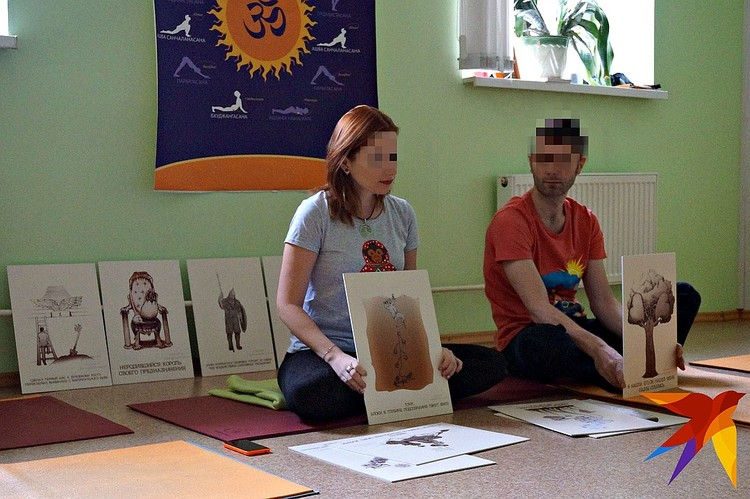 Супруги не первый год занимались духовными практиками, проводили тренинги.