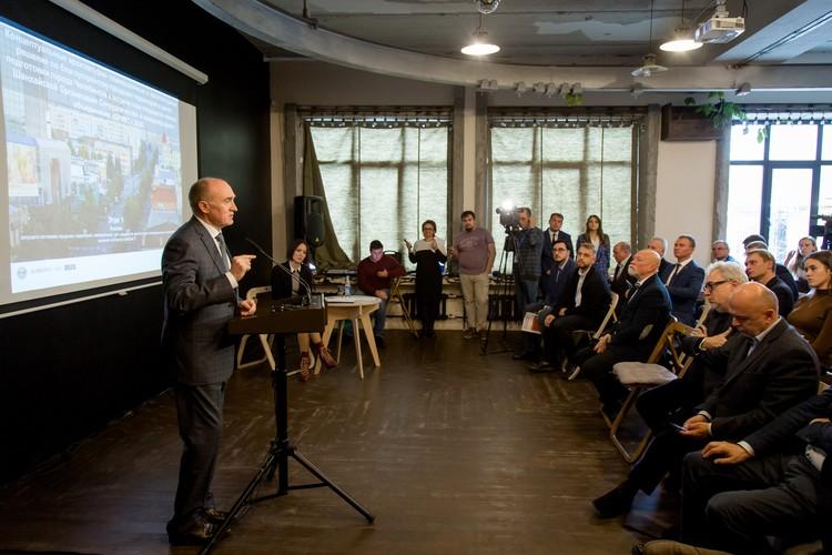 Борис Александрович в ноябре прошлого года заявил, что в 2019 году пойдет на выборы.