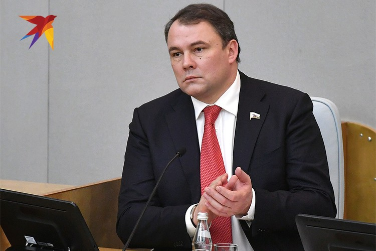 Вице-спикер Госдумы РФ Петр Толстой.