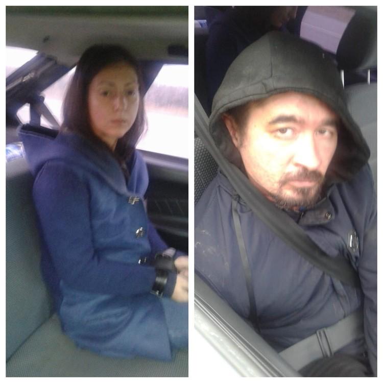 Двое из трех подозреваемых в убийстве Ксении. Фото: СУ СКР по Свердловской области