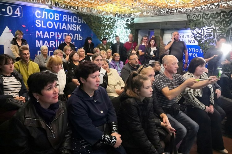На концерт Юли пригласили вдов Петровского района.