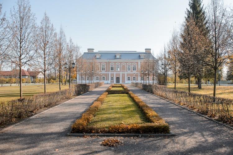 Дворянская усадьба в Репном сегодня является музейным объектом.