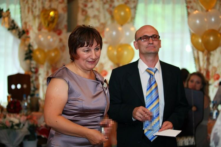 Погибшая Татьяна Глотова и ее муж Петр Глотов. Фото: предоставлено Екатериной Глотовой