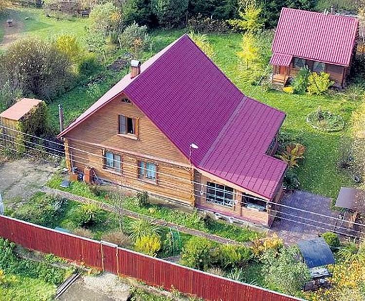Дом, который Дмитрий Марьянов построил дял отца
