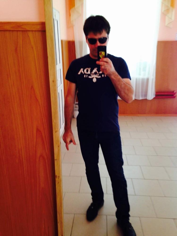 """Во время перестрелки смертельное ранение получил Зураб Дакишвили. Фото: """"Одноклассники"""" Зураб Дакишвили"""
