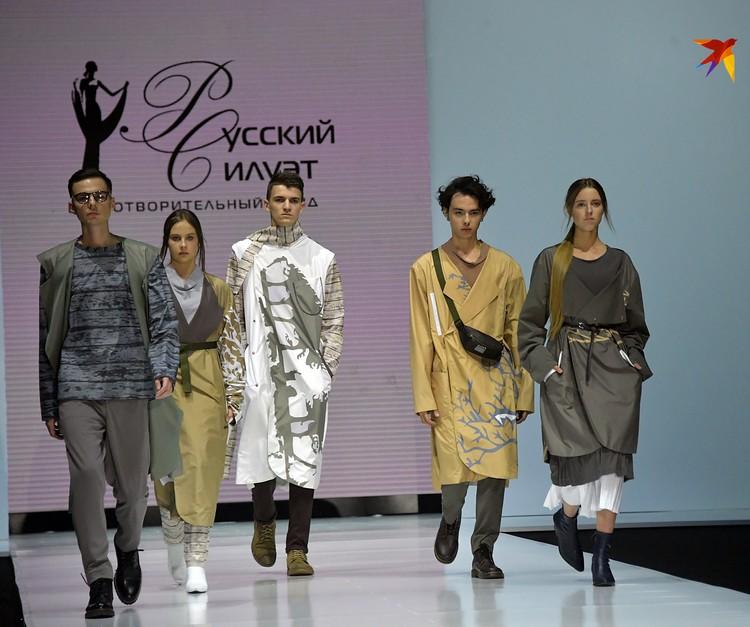 Белорусский дизайнер создала авторские принты с природными мотивами и образами «людей-деревьев»